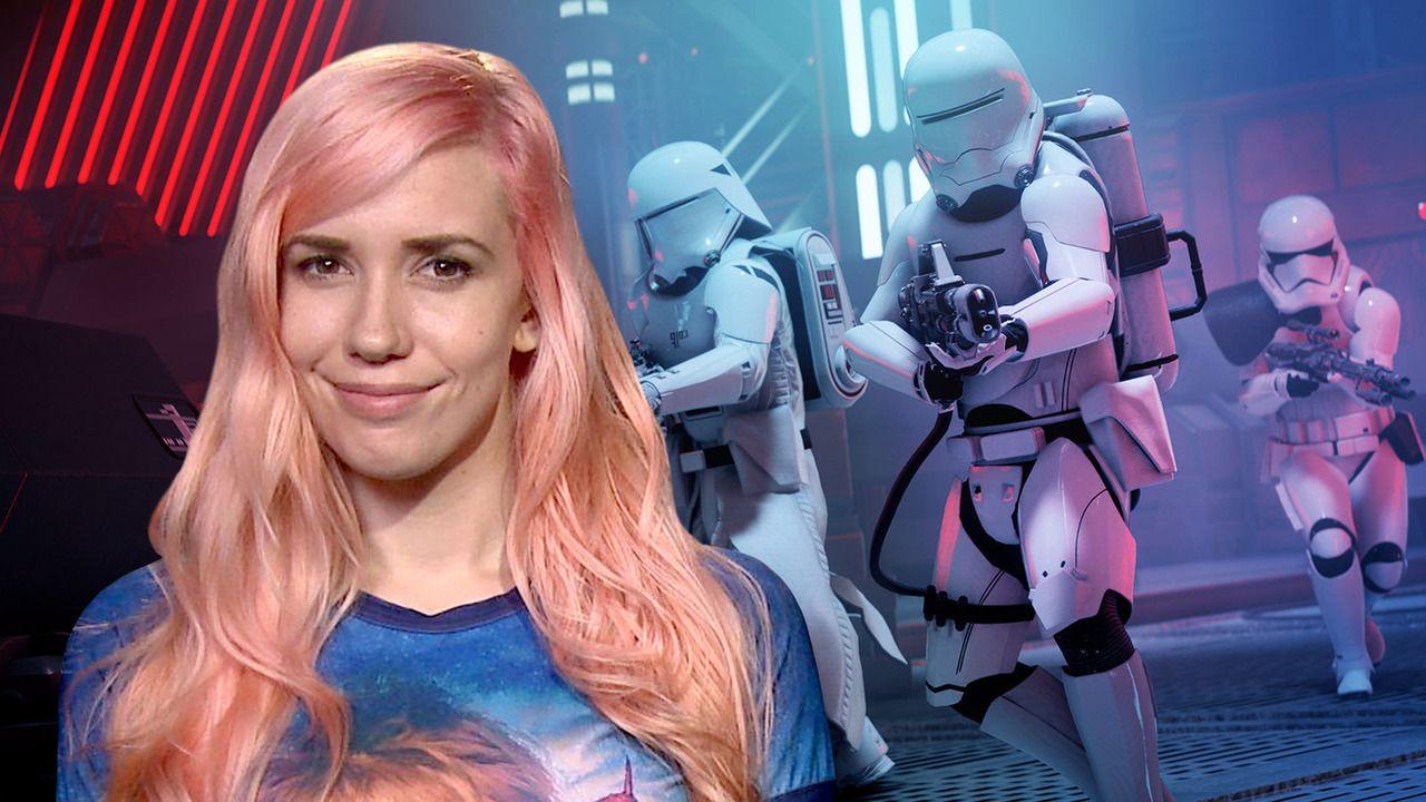 Building Star Wars\' Iden Versio in Real Life In episode 3 of Behind ...