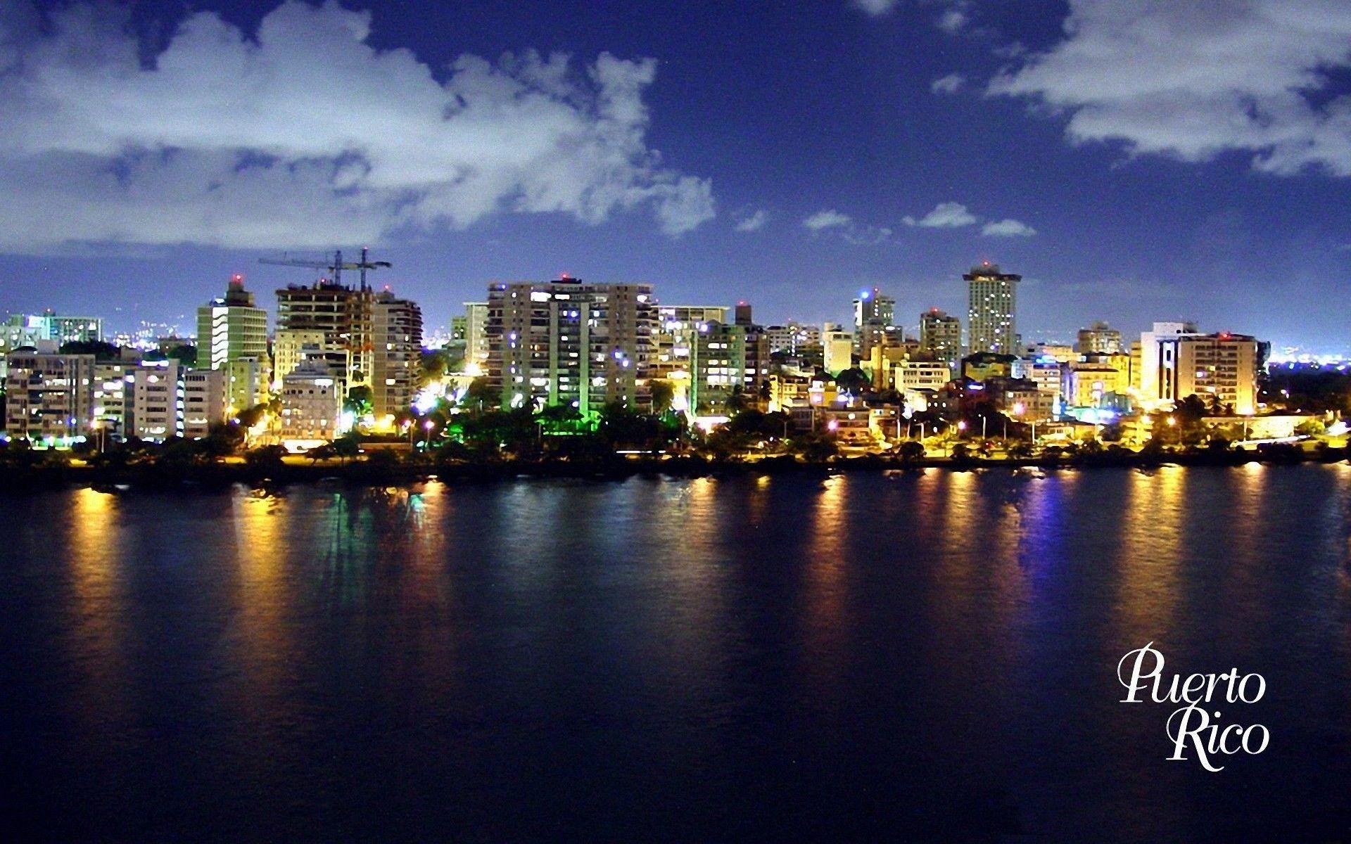 Puerto Rico Wallpaper High Resolution San Juan Puerto Rico Puerto Rico Landscape Wallpaper