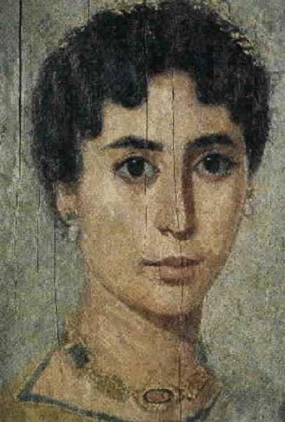 Woman in El Faiyum