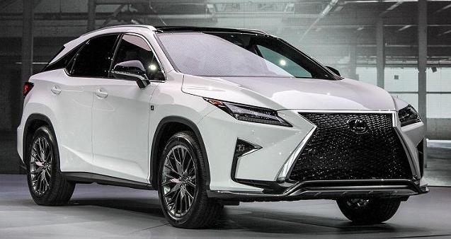 Lexus suv 2016 price