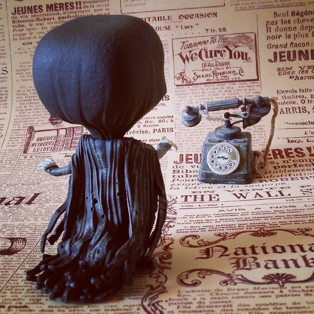 """16 Likes, 1 Comments - panno-inno a.k.a. inna-nova (@pannoinno) on Instagram: """"#funkopop #dementor"""""""