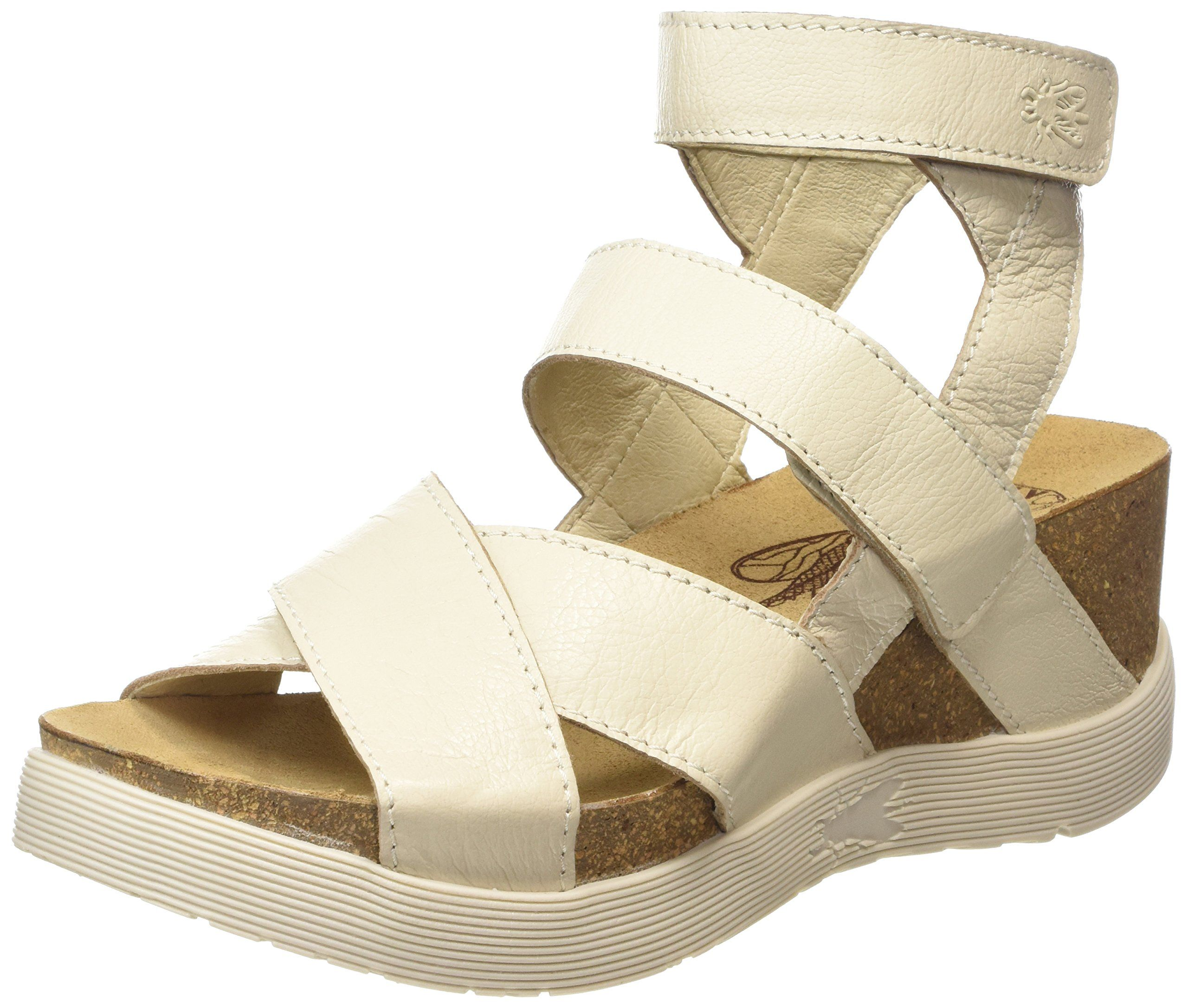95dd07373bb FLY London Women s Wege669fly Platform Sandal