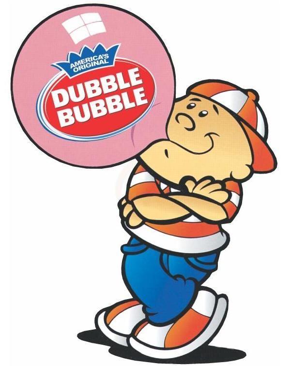 dubble bubble clipart cliparthut free clipart activity days rh pinterest com double bubble logo dubble bubble gum logo