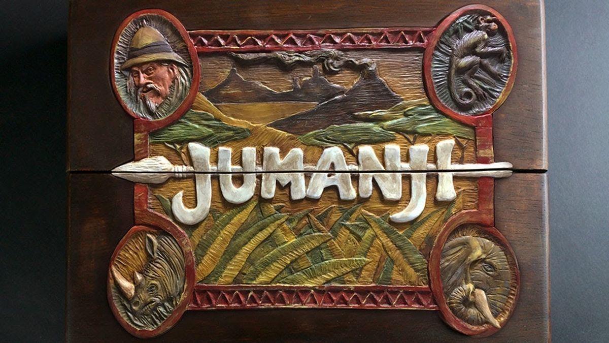 Timelapse Ein JumanjiSpielbrett selbst gebaut