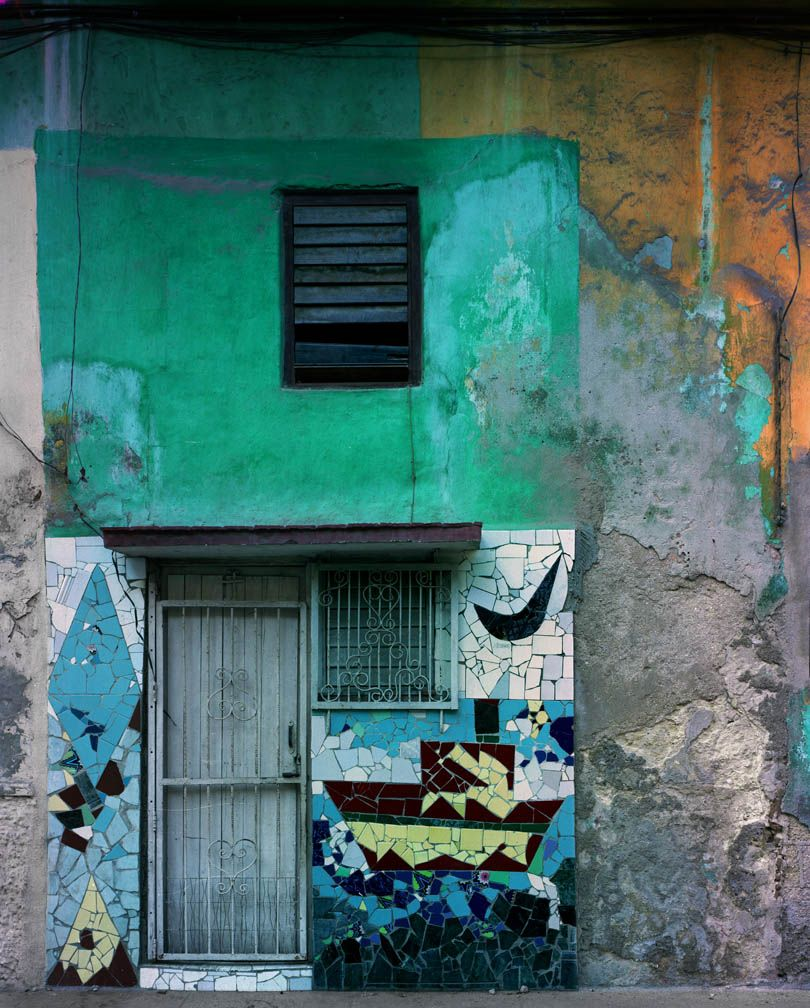 Colors Of Cuba Micheal Eastman 色 絶景 住まい インテリア