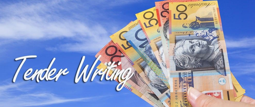 Tender Writing The Top Three Qualities of an Effective