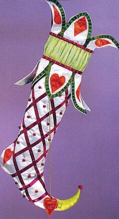 pin von elaine smith auf christmas pinterest weihnachten weihnachtsstrumpf und h keln. Black Bedroom Furniture Sets. Home Design Ideas