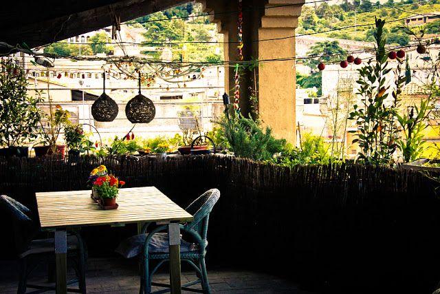 La terraza de Jordi: Concurso Terrazas, Patios y Balcones'