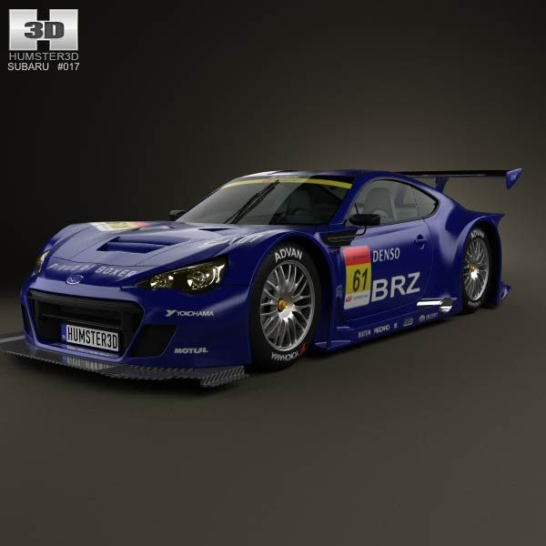 Subaru brz gt300 price
