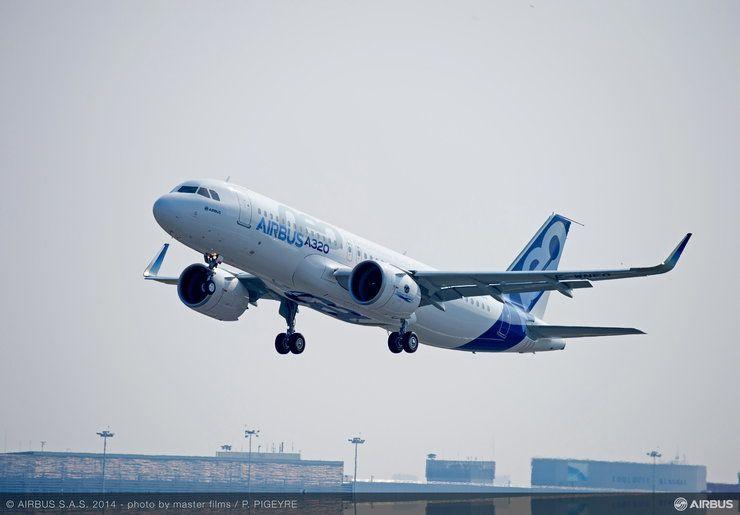 Airbus A320neo – nowa generacja wąskokadłubowego hitu Airbusa, który stał się najbardziej oszczędnym samolotem w swojej klasie