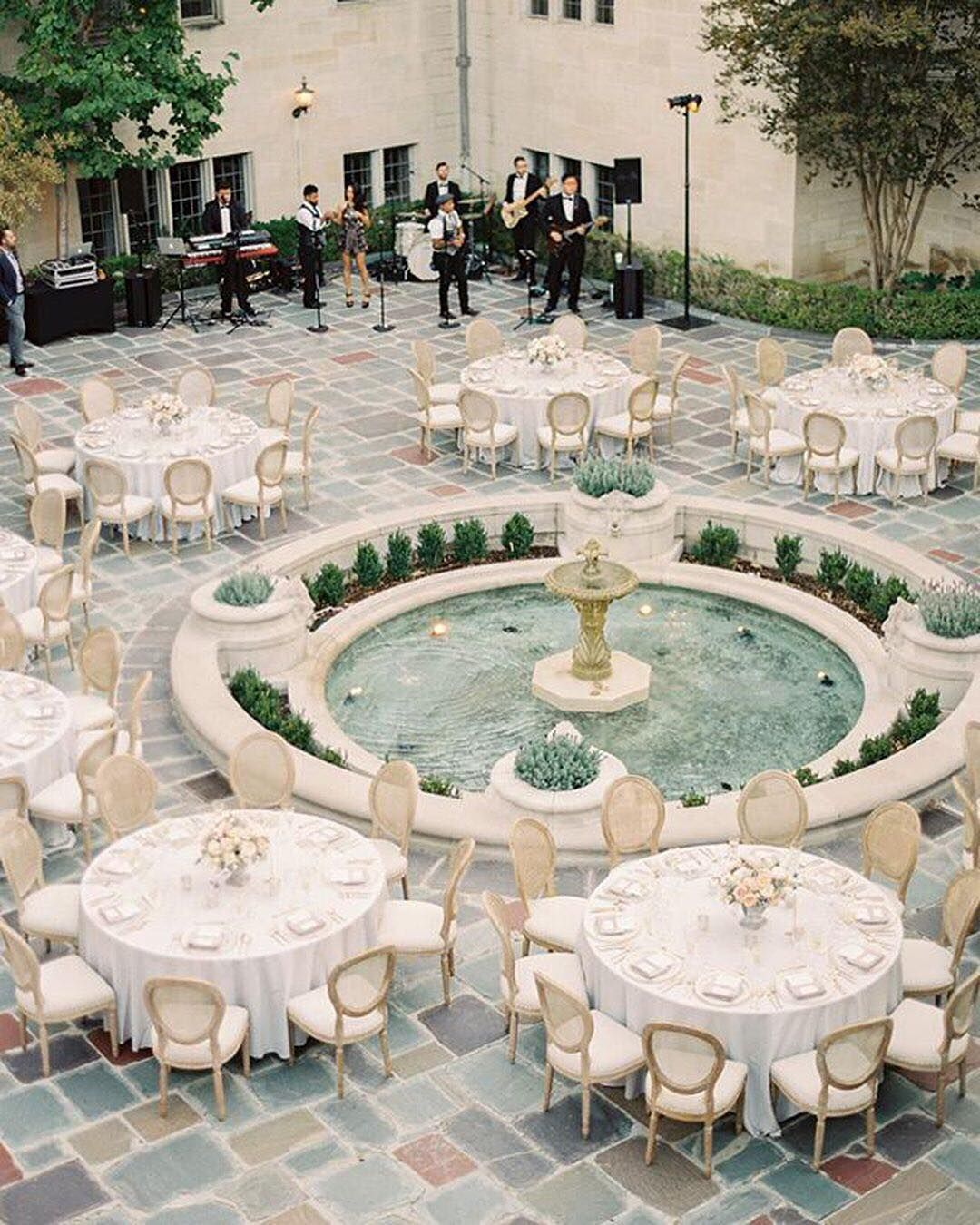 Outdoor Luxury Wedding   Garden Wedding   Wedding ...