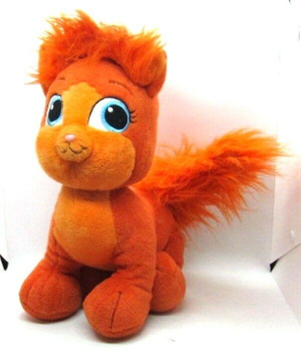 BABW Disney Palace Pet Ariel's Cat TREASURE Orange Stuffed
