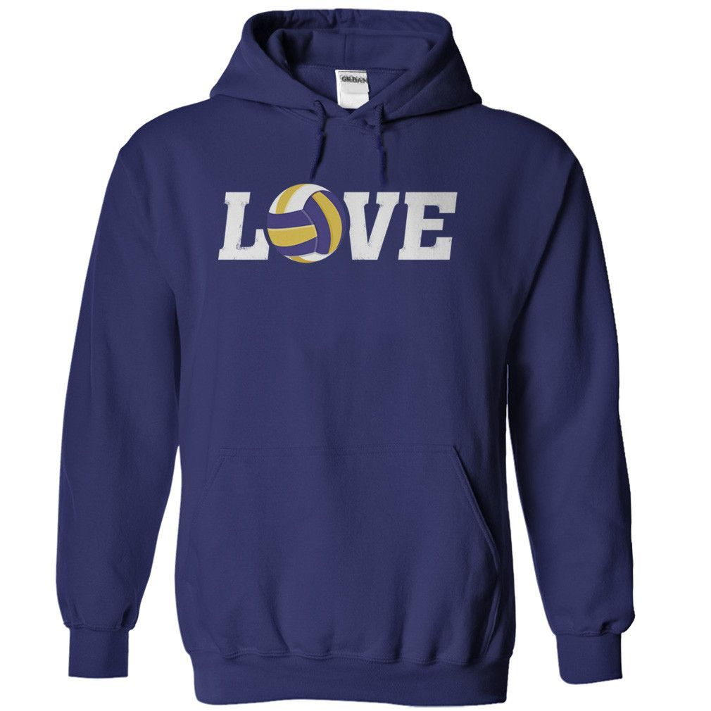 Love Volleyball T Shirt Sweatshirts Hoodie Shirt Hoodies