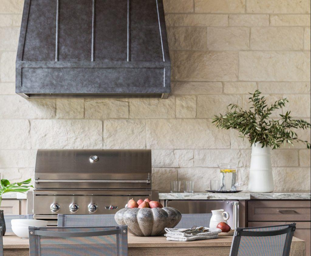 A Range Hood Rundown Kitchen Hoods Interior Metal Shelves
