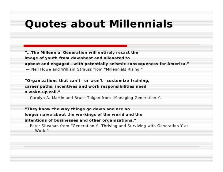 Millennial Quotes Classy Millennial Quotes Google Search Millennials Pinterest