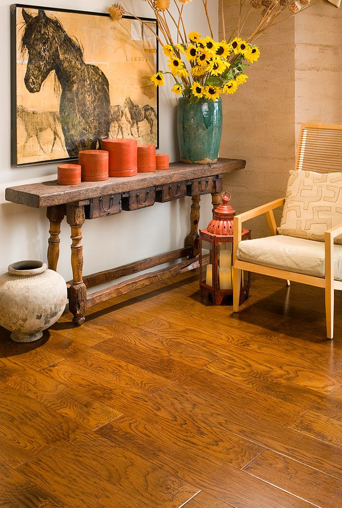 Casabella hardwood pompeii hickory artisan handscraped for Bella hardwood flooring prices