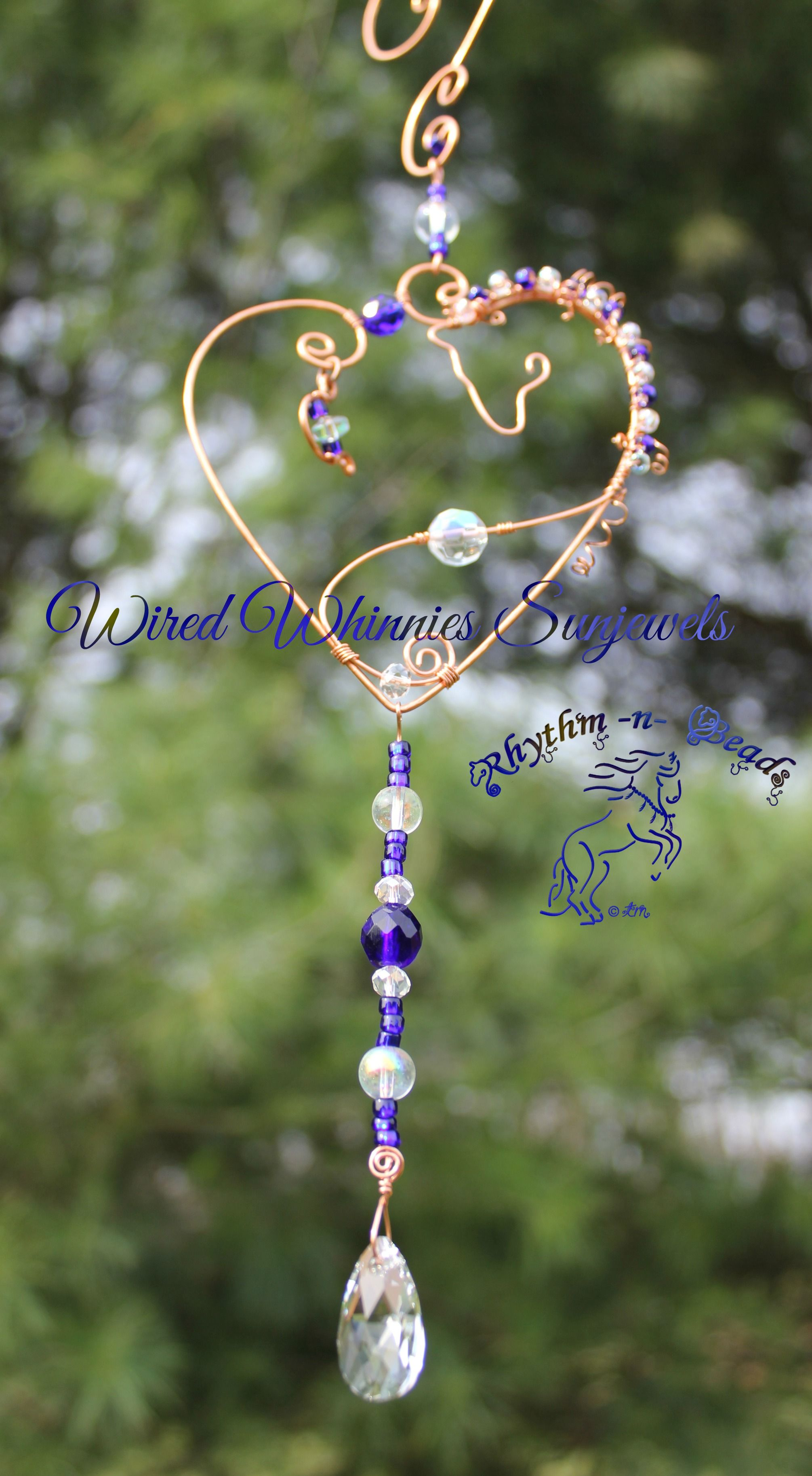 Wired Whinnies Sunjewels By Rhythm N Beads 169 Are