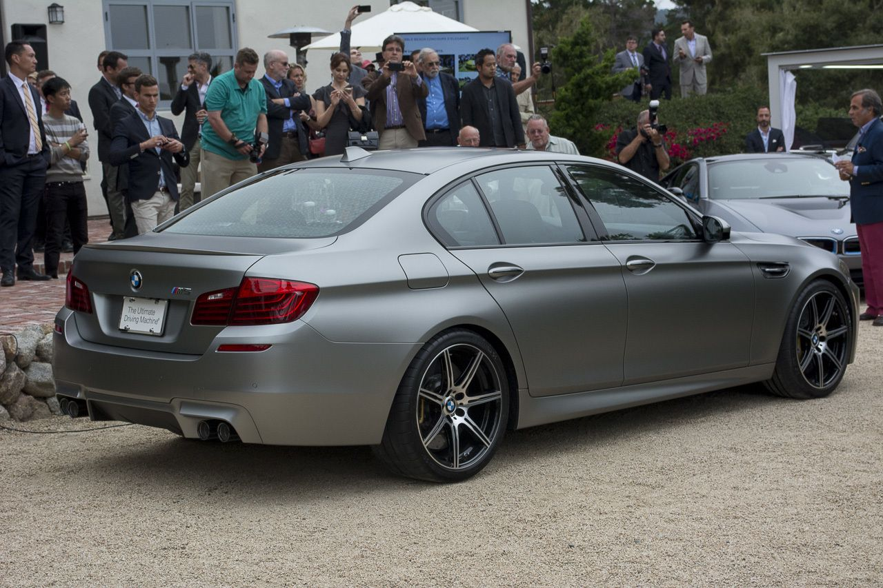 BMW M5 30th Anniversary Edition Photo Gallery - Autoblog