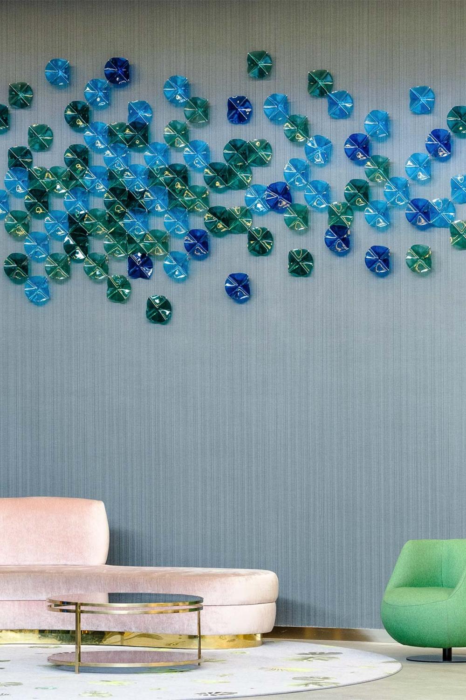 96 Modular Glass Mosaic Collections Ideas Contemporary Wall Art Art Pieces Mosaic Glass