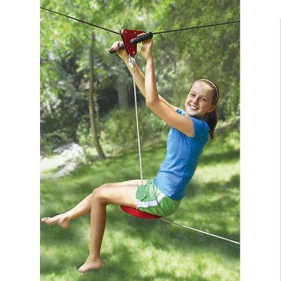 The Seated Backyard Zipline Kit >http://www ...