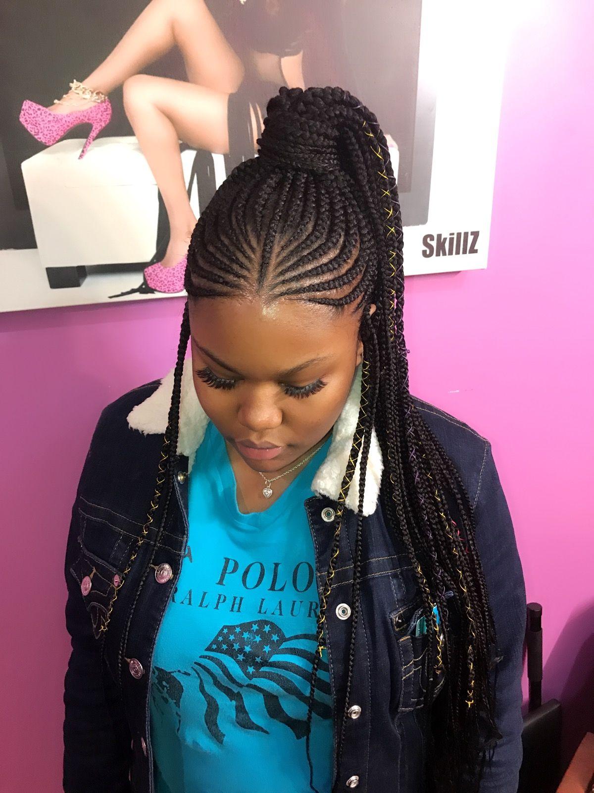 Feedinbraids Hair Styles Black Girl Braids Braids For Black Hair