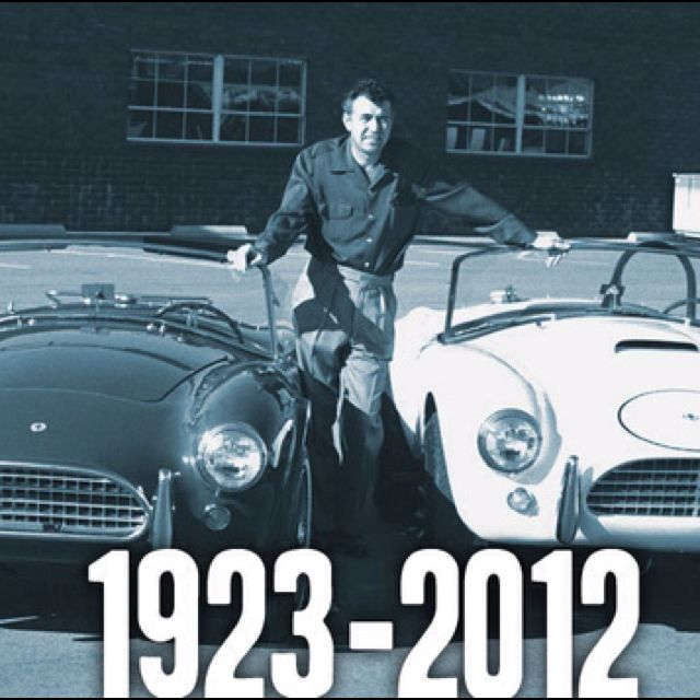 Remembering Carroll Shelby :(:(