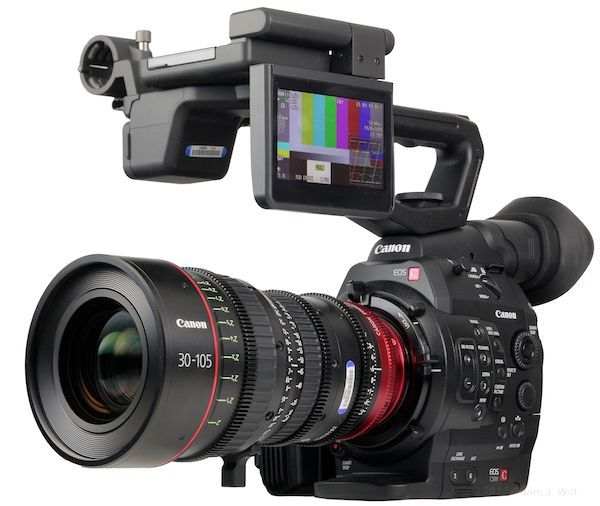 Canon EOS C500 Camcorder Driver Download