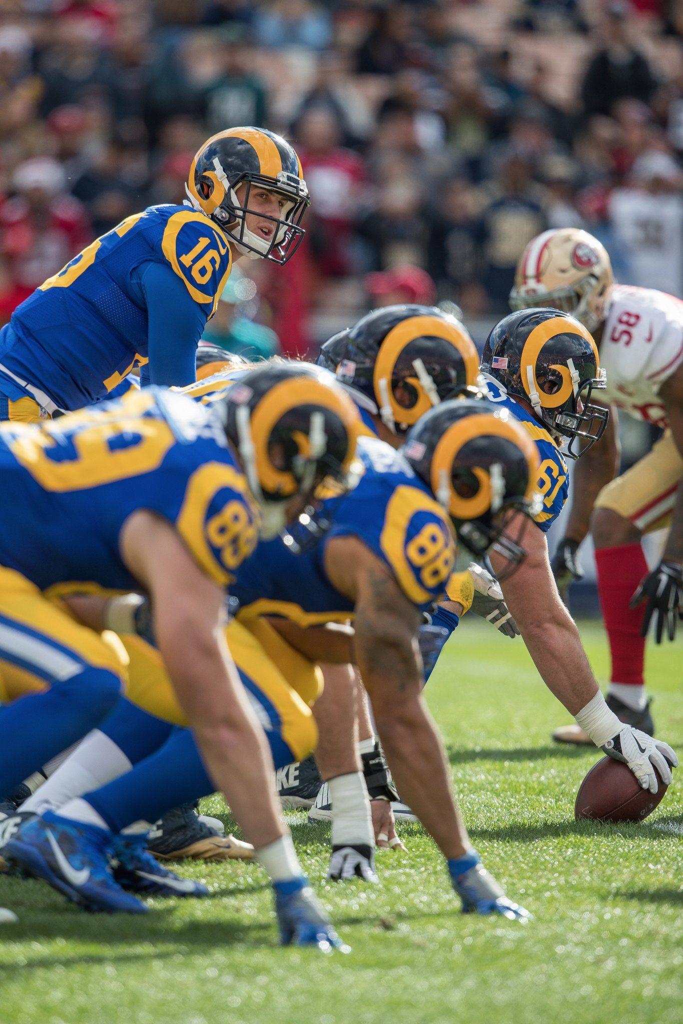 1738a2815 Los Angeles Rams!