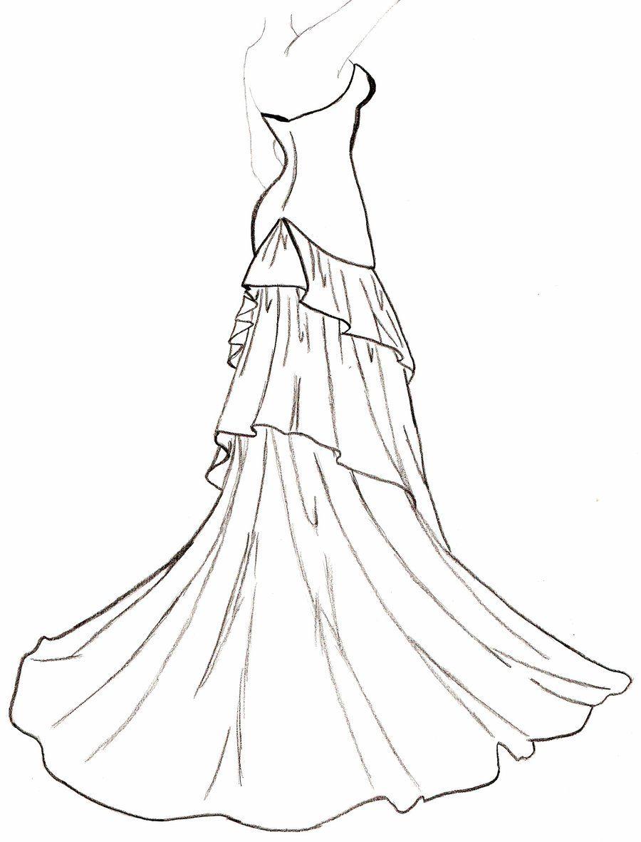 Wedding Dress by Jeanny89.deviantart.com on @deviantART | color ...