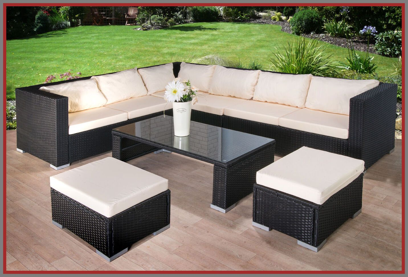 95 Reference Of Patio Furniture Rattan Uk In 2020 Garden Furniture Design Rattan Garden Furniture Sets Modern Garden Furniture