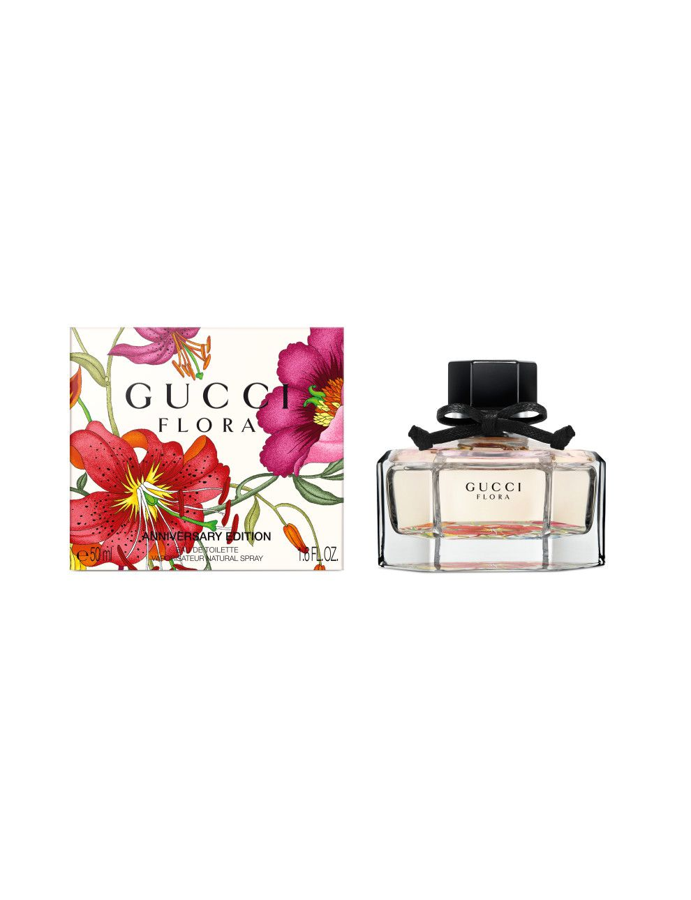 Gucci Flora Anniversary Edition 50ml Edt David Jones Inspiration