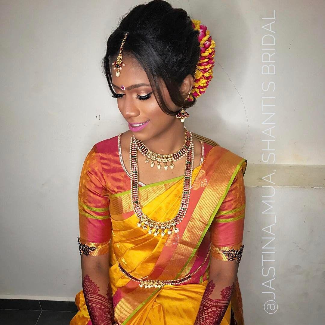 Jyothika traditional sari at shobi wedding saree blouse patterns - Instagram