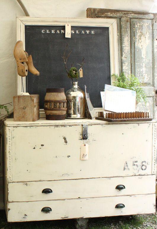Flea Market Home Decor: Flea Market Tips From A Stylist (Part One)
