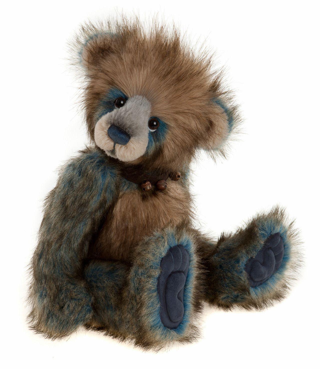 Dakota Teddy Bear - Charlie Bears