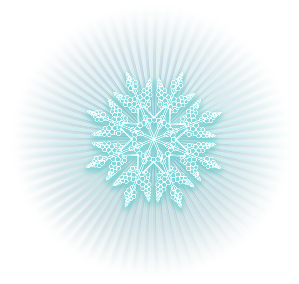 Ice Blue Shining Snowflake Png Clipart Picture Clip Art Snowflakes Free Clip Art