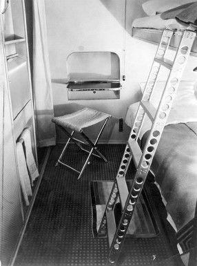 hindenburg cabin aviation pinterest cabin and zeppelin. Black Bedroom Furniture Sets. Home Design Ideas