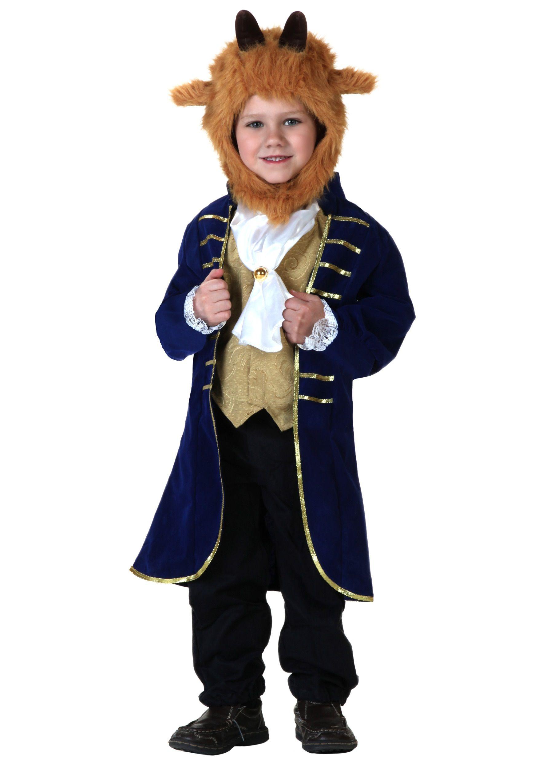 Toddler Beast Costume | Boys Halloween Costumes | Pinterest ...