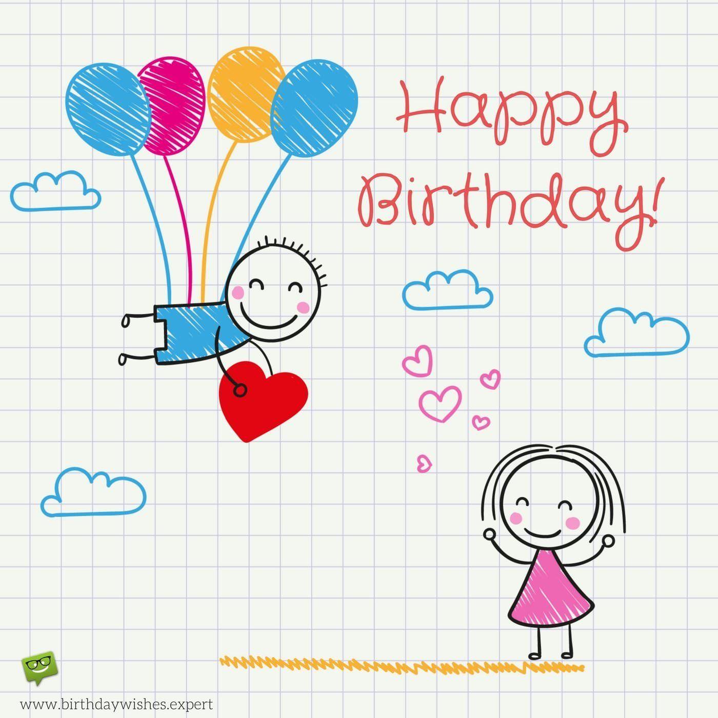 Birthday Wishes, Happy
