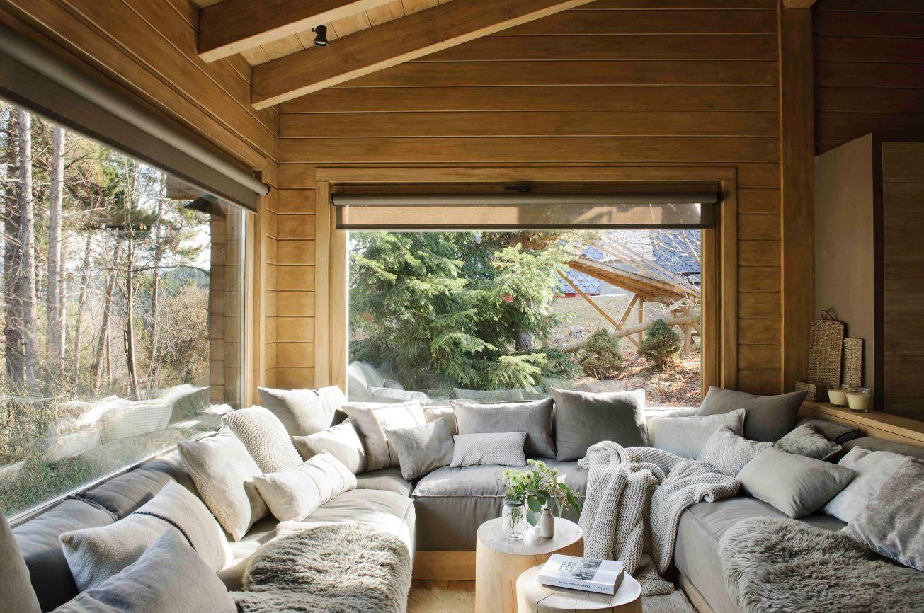 Photo of Une cabane de rêve dans la montagne espagnole – PLANETE DECO a homes world