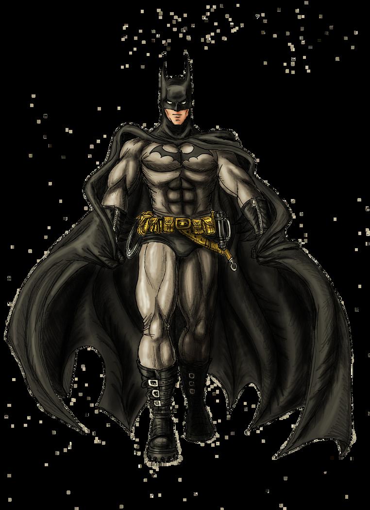 Batman By Douglas Oliveira By Darkdouglas Batman Art Superhero