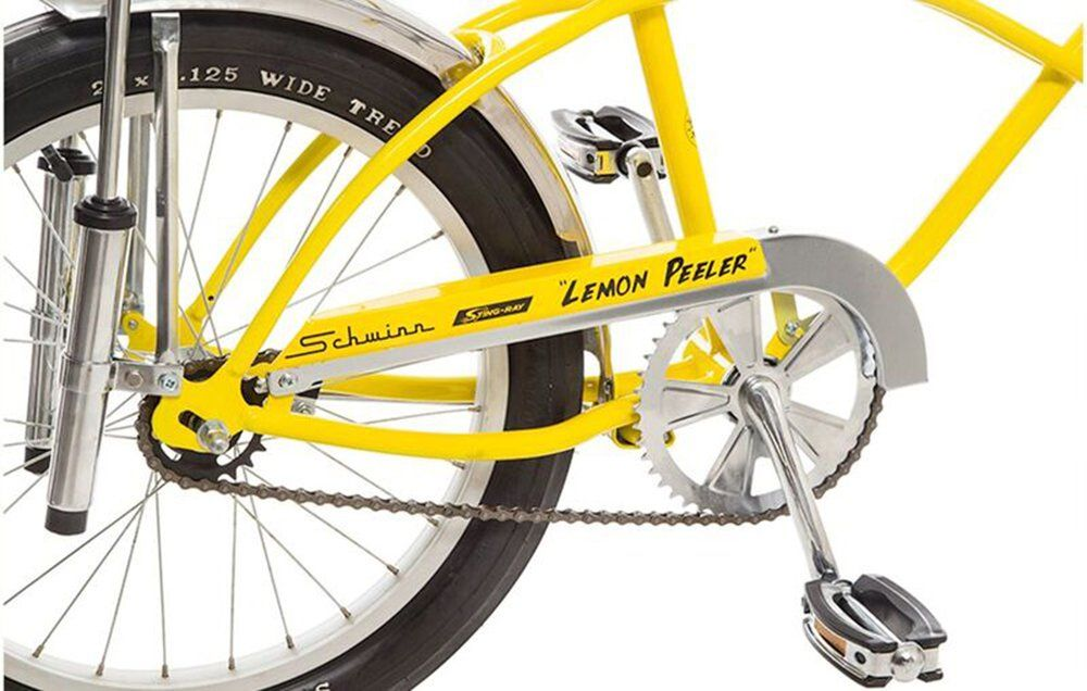 If You Want One Of Schwinn S Limited Edition Lemon Peeler Reissues You Ve Got To Act Fast Schwinn Bike Schwinn Bike Gear