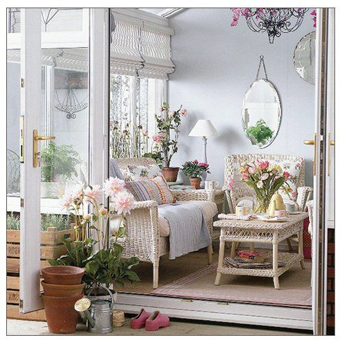 Pics For > Small Conservatory Interior | conservatory | Pinterest ...