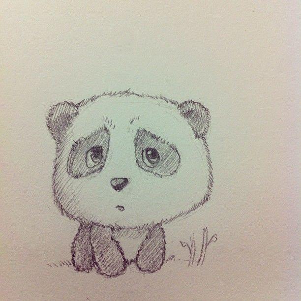 обиделся картинки милых панд карандашом совершенно напрасно размещая