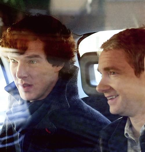 The boys of Baker Street. #Sherlock