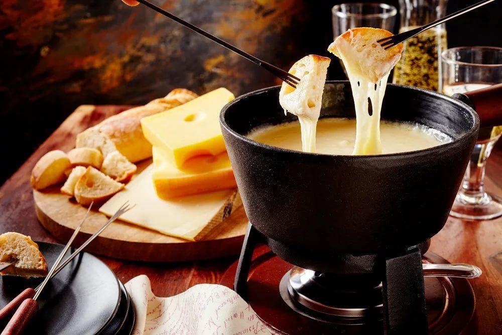 картинка сырного фондю тебе