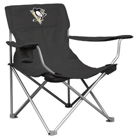 Miraculous Nhl Pittsburgh Penguins Canvas Chair By Logo 29 95 Alphanode Cool Chair Designs And Ideas Alphanodeonline