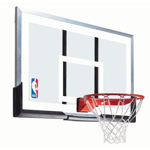 Spalding Basketball Backboard Replacement 54 Inch Acrylic Backboard And Rim Combo
