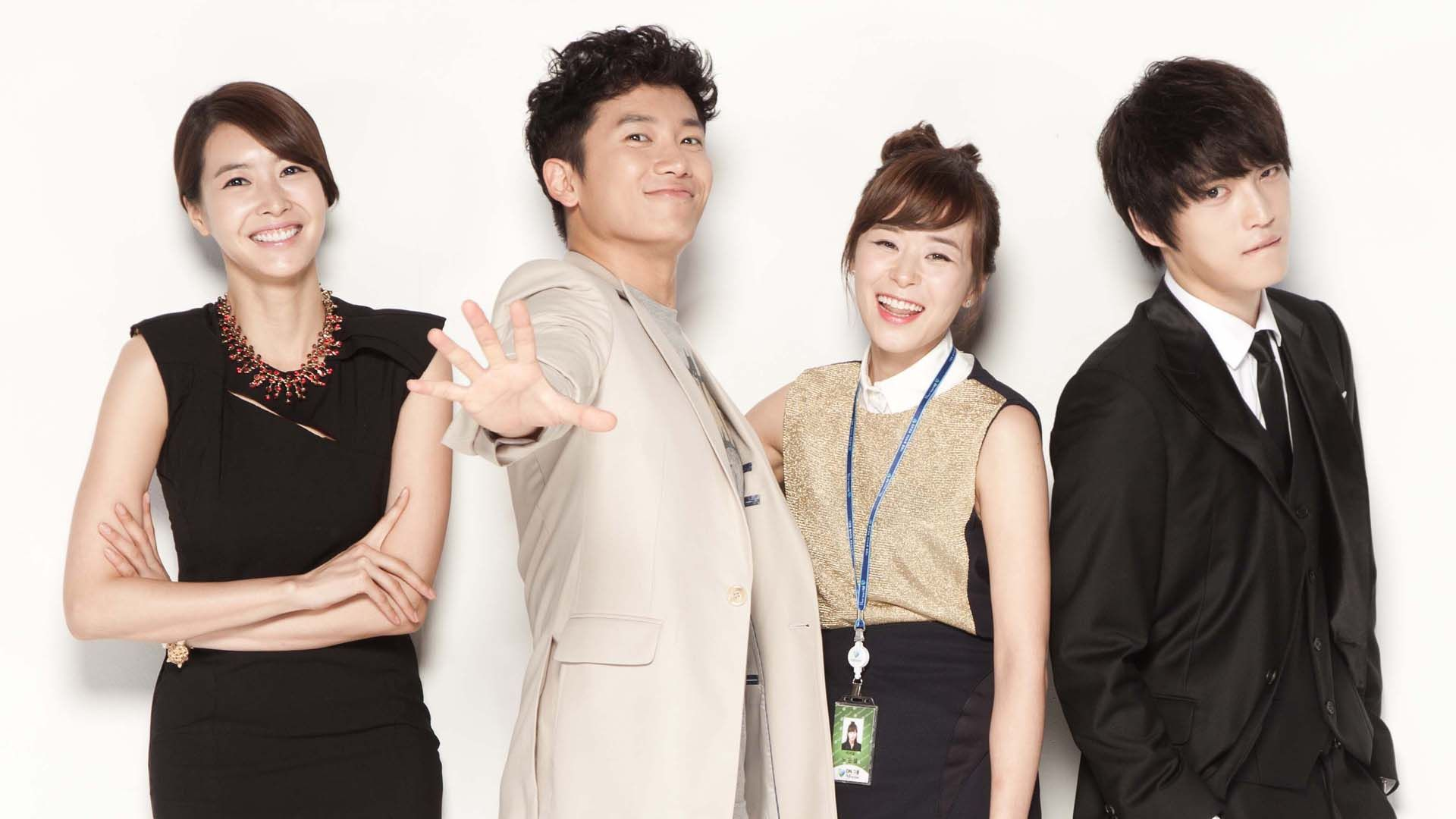 Korean Dramas Wallpaper Protect The Boss Korean Drama Korean Drama Tv Boss