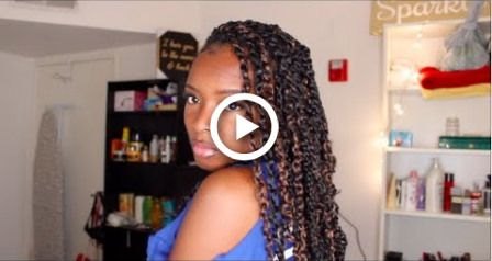 How to do PASSION TWISTS!  | Protective Style | Increesemypiece #passiontwistshairstyle