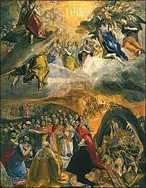 イエスの御名の礼拝 1577-1579年頃